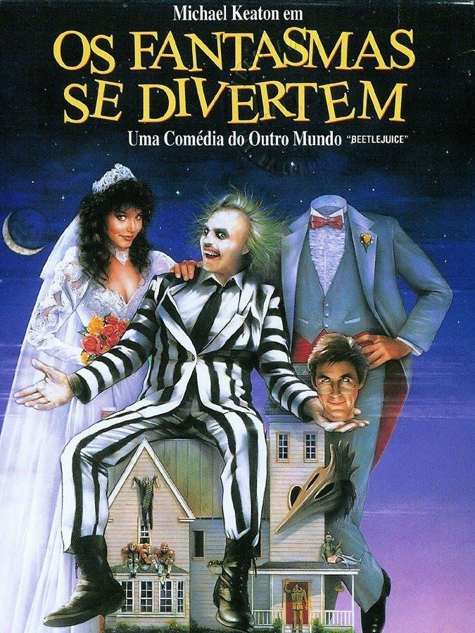 Filme Os Fantasmas Se Divertem Dublado AVI DVDRip