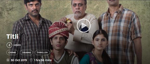 Titli (2015) Hindi Full Movie HD Free Download