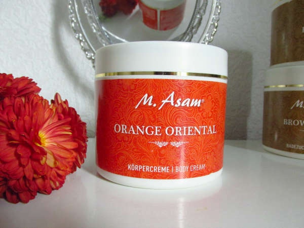 M.Asam Orange Oriental Körpercreme / Body Cream - 500g - 29,75 Euro