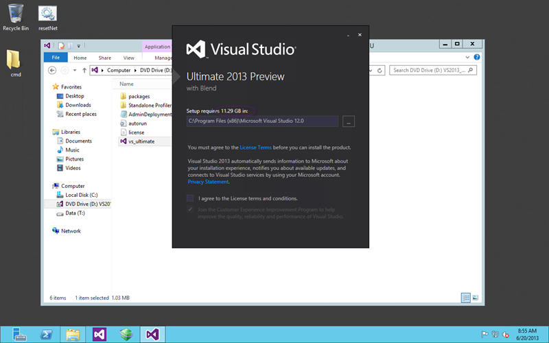 Download Visual studio 2013-new features