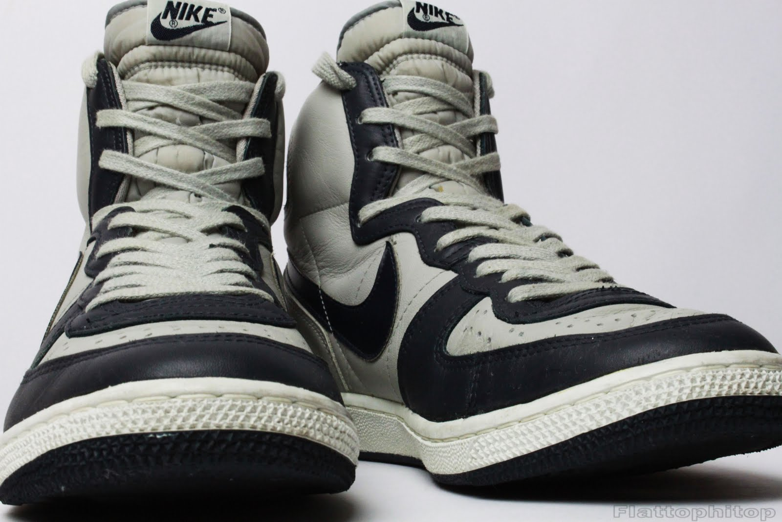 395e75cba68 NIKE TERMINATOR (1985). Be true to your thinking... POSTED BY Flattophitop!