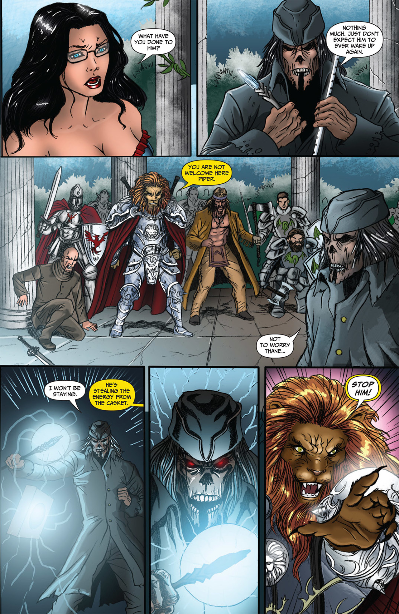 Grimm Fairy Tales (2005) Issue #50 #53 - English 15