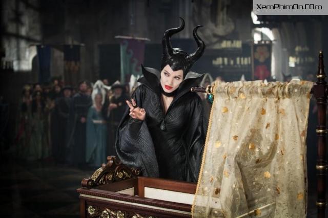 Tiên Hắc Ám, Maleficent