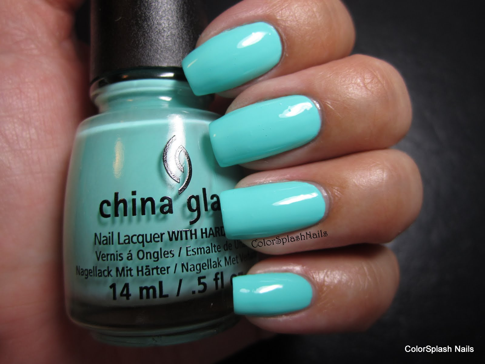 Colorsplash Nails: Black Luna Lacquer New Polishes Preview