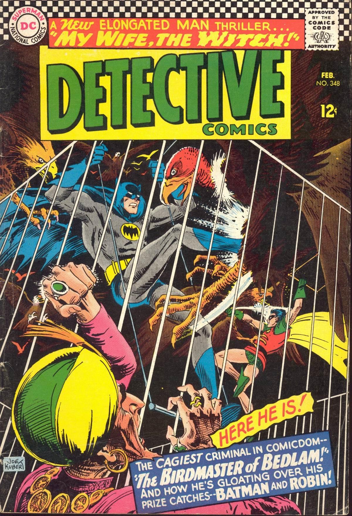 Detective Comics (1937) 348 Page 1