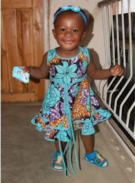 Akinkunmi is in Cussons Baby Competition 2018