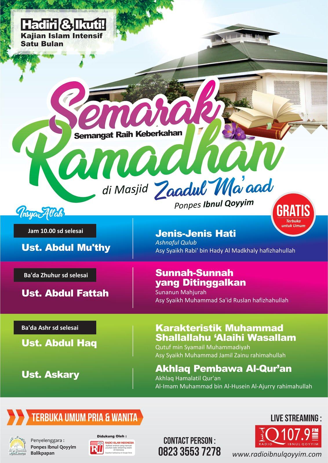 Semarak Ramadan