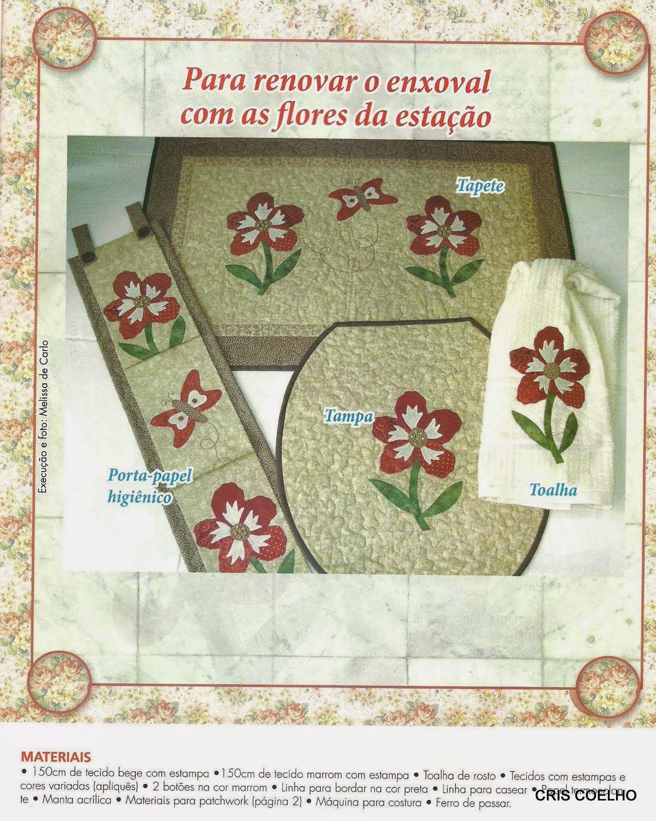 patchwork para la cocina revistas de manualidades gratis