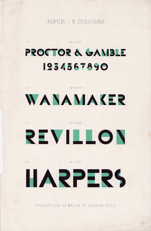 Image result for Bifur typeface, A. M. Cassandre,