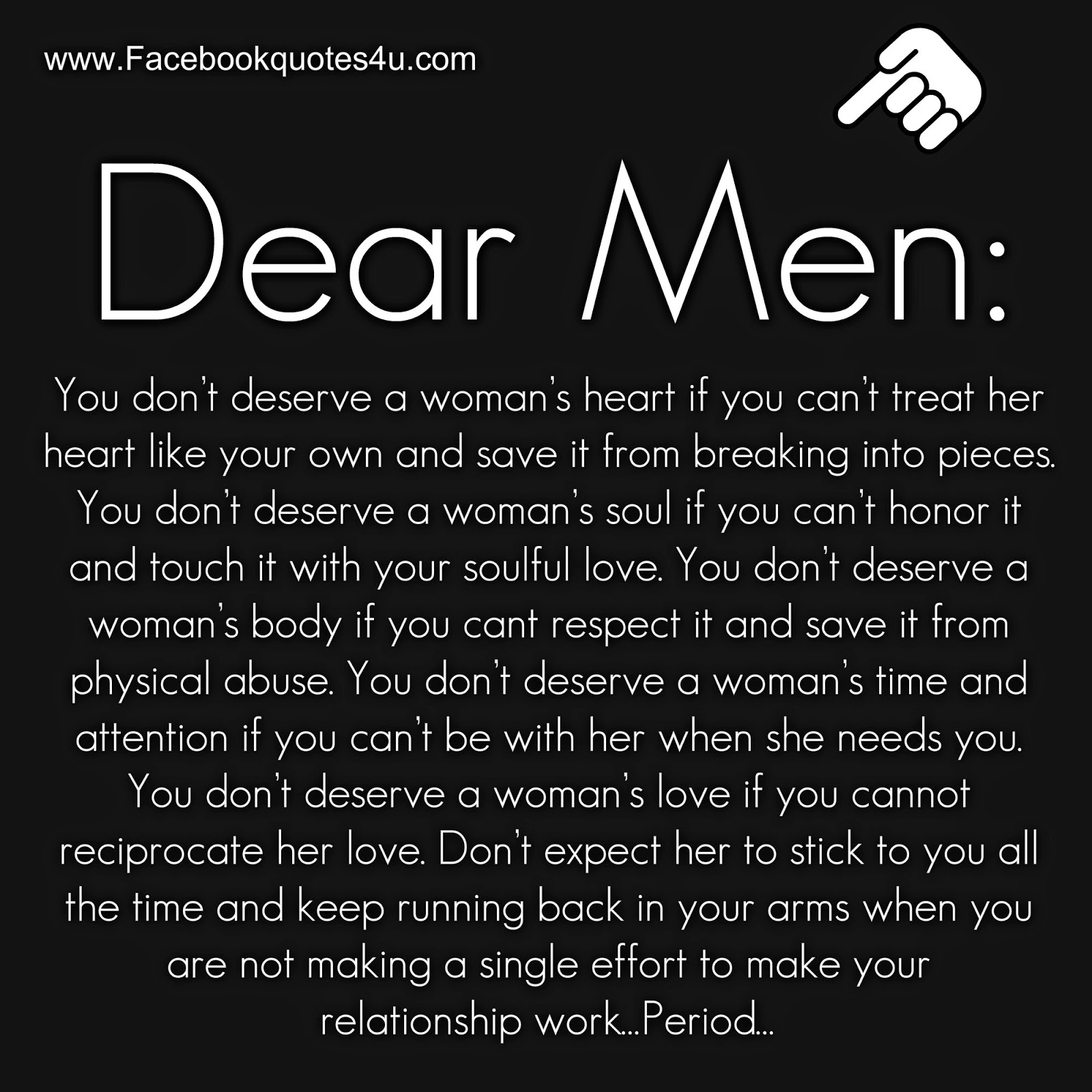 How To Love A Woman Quotes Mesmerizing Quotes You Don't Deserve A Woman's Heart Like This