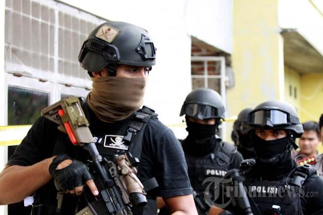 Marak Kasus Penembakan Polisi, Pekerjaan Rumah Khusus di HUT RI ke 68