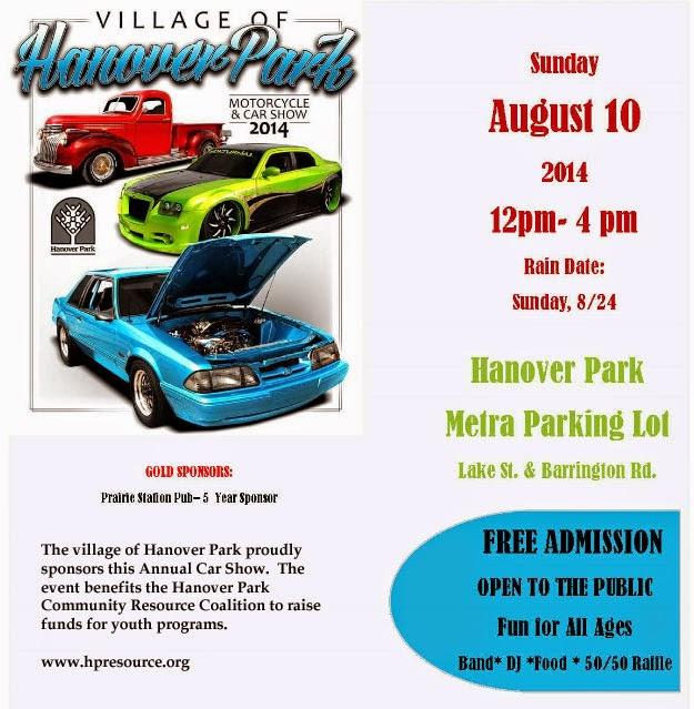 Hanover Park Car Show