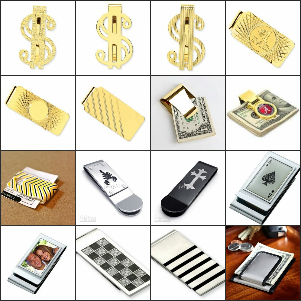 Money Clip Card Holder News