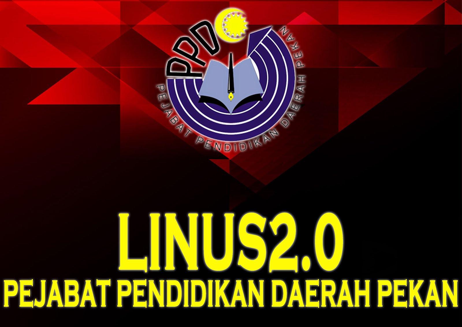LINUS2.0 PEJABAT PENDIDIKAN DAERAH PEKAN