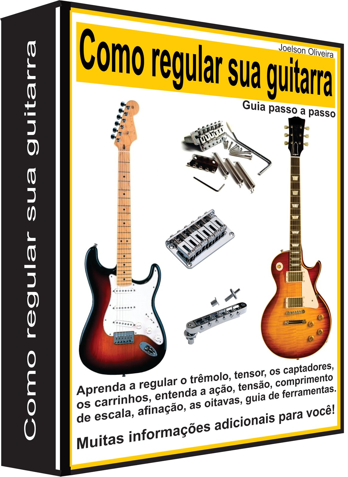 E-book Como Regular sua Guitarra
