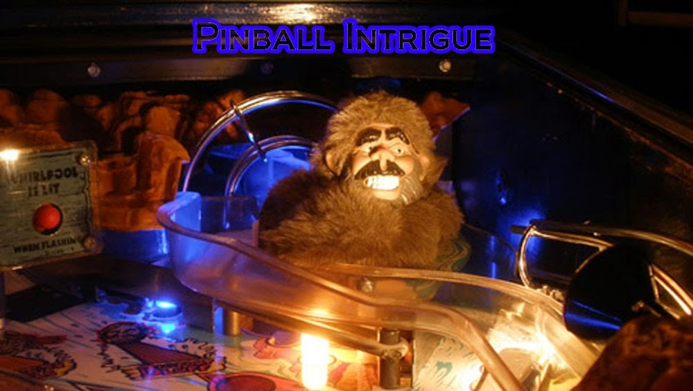 Pinball Intrigue