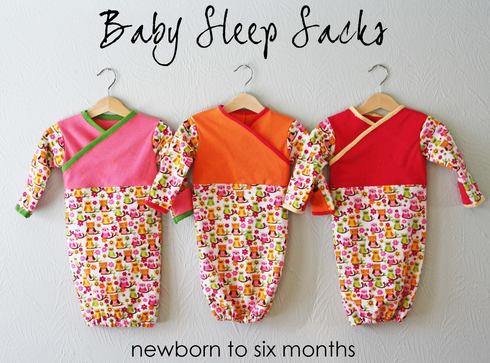 Baby sleeping bags, also called baby sleep sacks for infants and