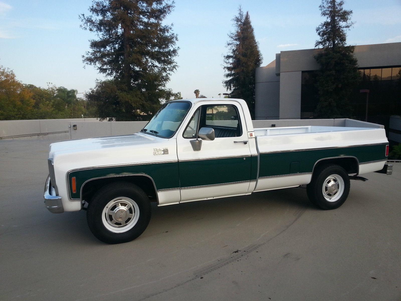 All american classic cars 1979 gmc 2500 high sierra for American classic trucks