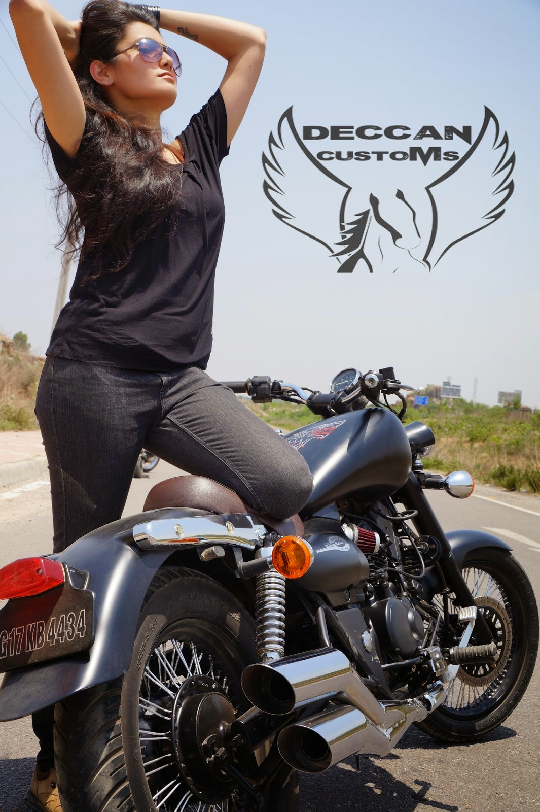 customize my motorcycle