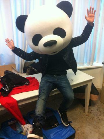 Τwitter update Taeyang+Bear2