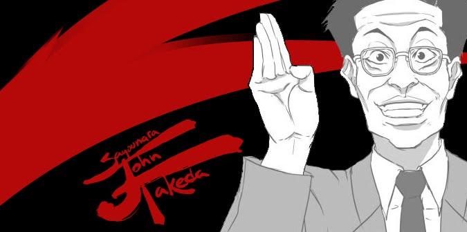Sayonara John Takeda