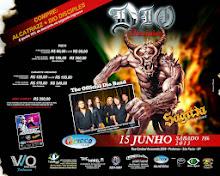 Dio Disciples Brazil Tour 2013