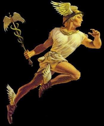 Comment le taureau blanc se mit à parler. - Page 3 Hermes_Messenger_of_the_Greek_Olympian_Gods