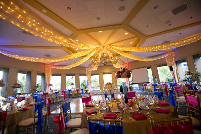 Sleeping Beauty Pavilion - Disneyland Wedding {Sarina Love Photography}