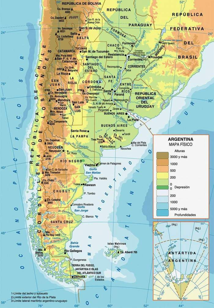 physical map of argentina with Que Estudian Las Ciencias Sociales on 6633 kaduna City Map Nigeria in addition Bandera De Alemania as well Rail Map together with Large Detailed Old Map Of Barcelona 1943 besides Brazil.