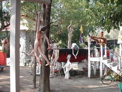 泰國 地獄公園