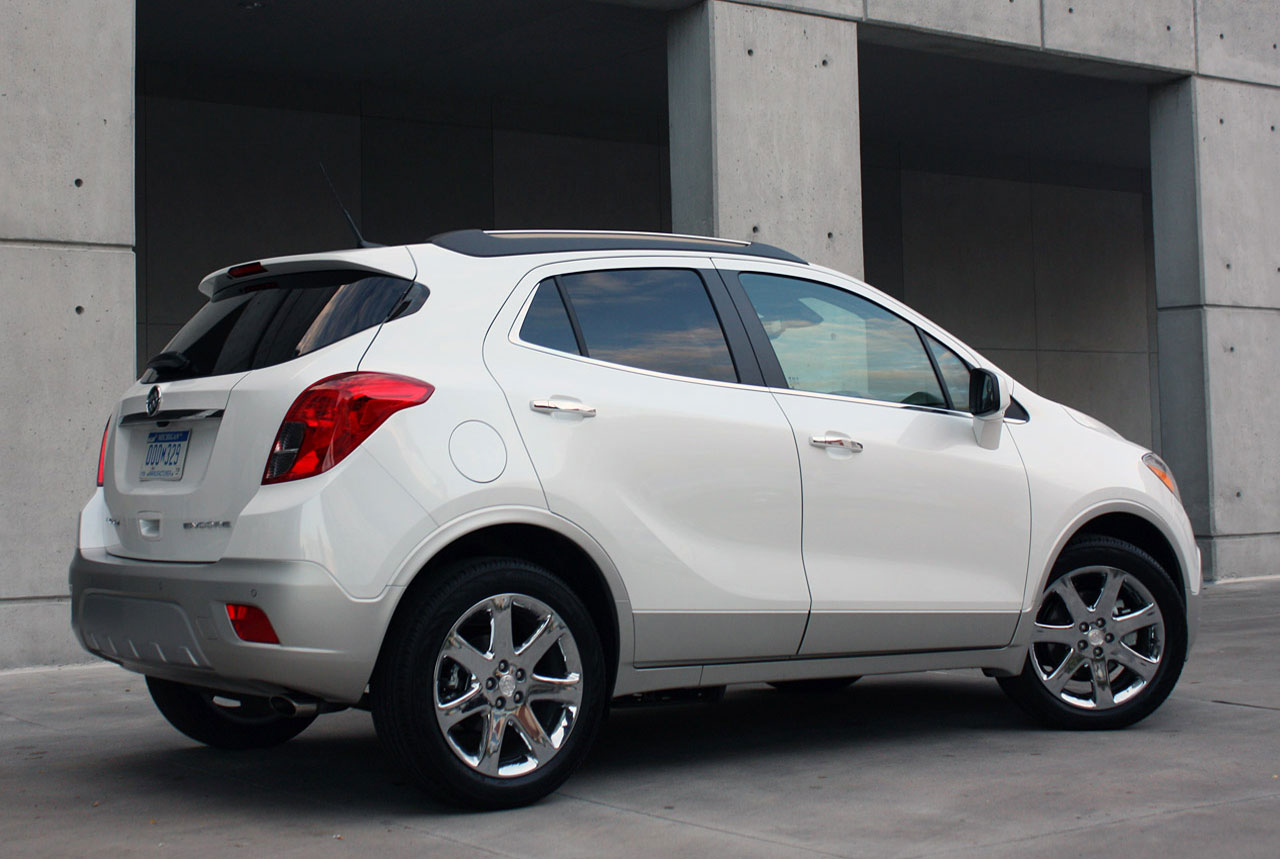 Cars Model 2013 2014 2015: 2013 Buick Encore