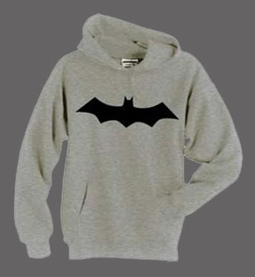 Latest Batman Hoodie Design 2012