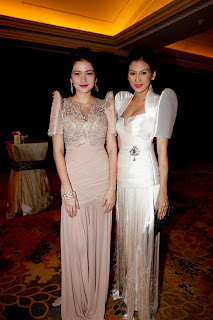 Bella Padilla and Alex Gonzaga