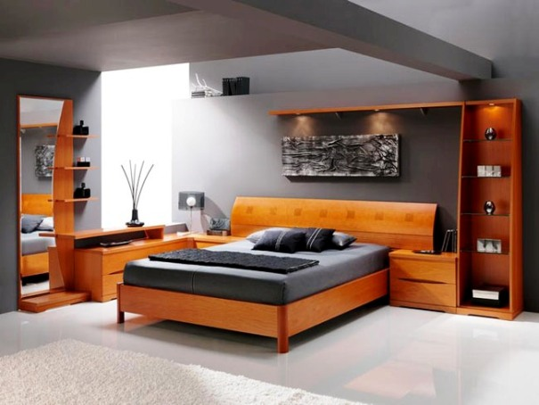 Scandinavian Design Bedroom Furniture