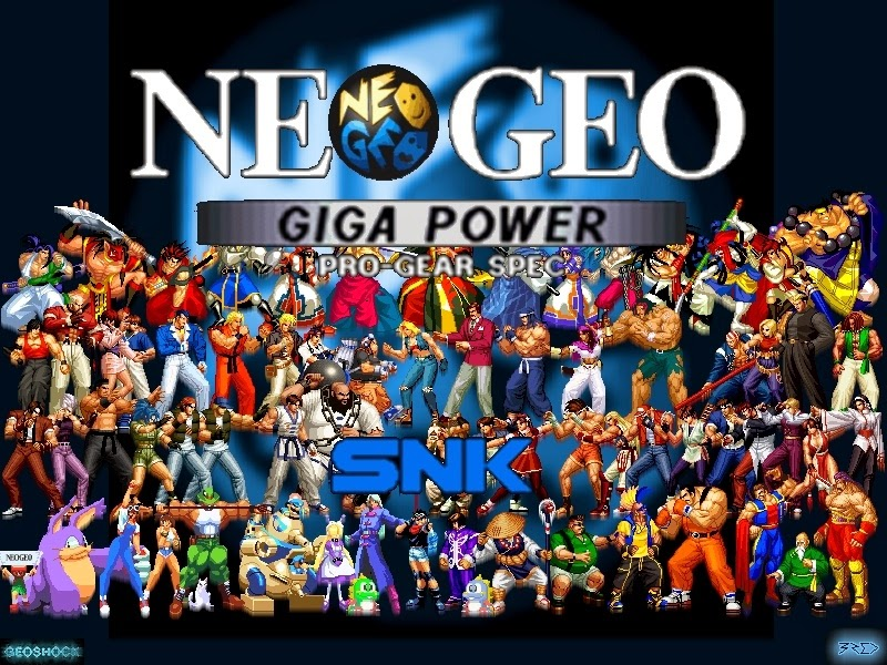 Neo Geo Games PC