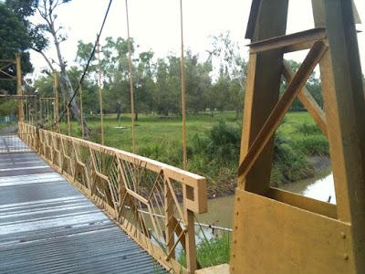 Jembatan Kuning PT PIM