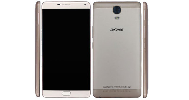 Gionee M5 Plus (GN8001) Will be Announced On Dec 21