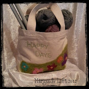 Needle-Felted Bag