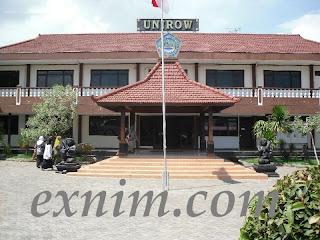 Universitas PGRI Ronggolawe - exnim.com