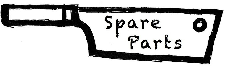 Spare Parts Guerrilla Dining