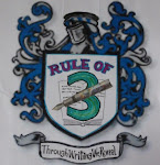 Rule of Three Blogfest