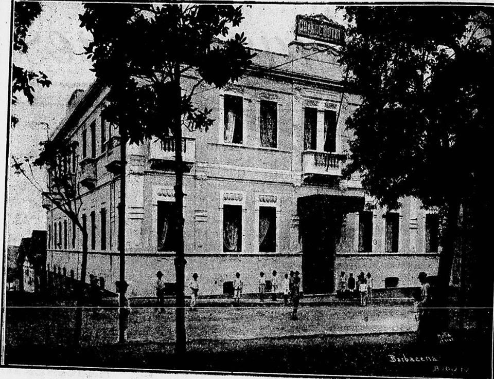 Grande Hotel de Barbacena 1918
