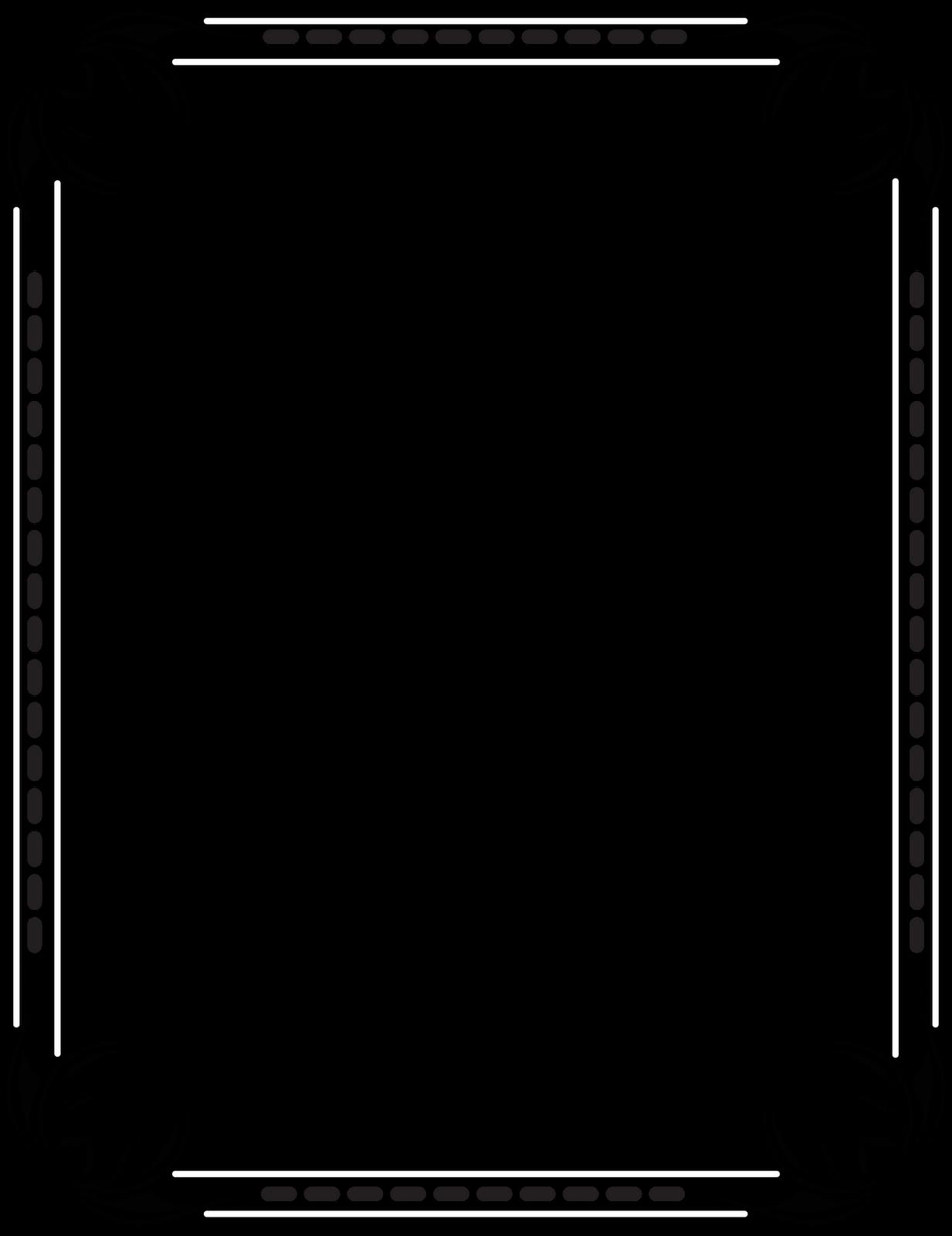 37 Corel Draw Border Designs Templates Free Download Templates
