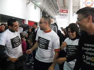 Expo Cristã São Paulo/ setembro 2011