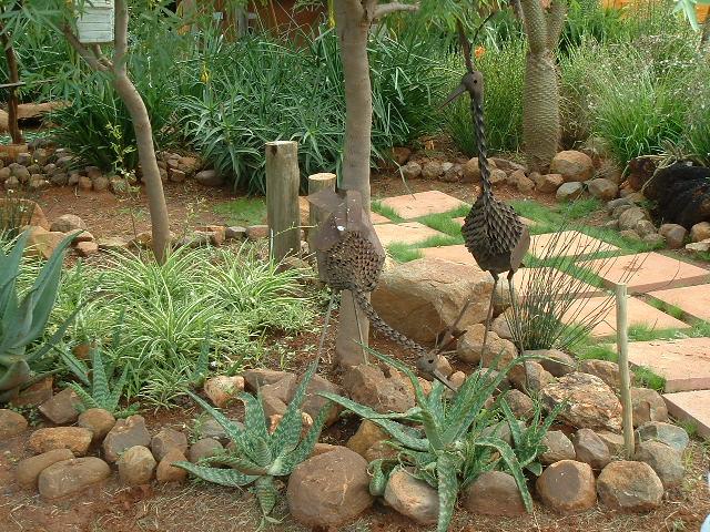 Tuinmaak in suid afrika eenvoudig en moeite vry for Klein tuin uitleg