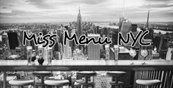 Miss Menu NYC