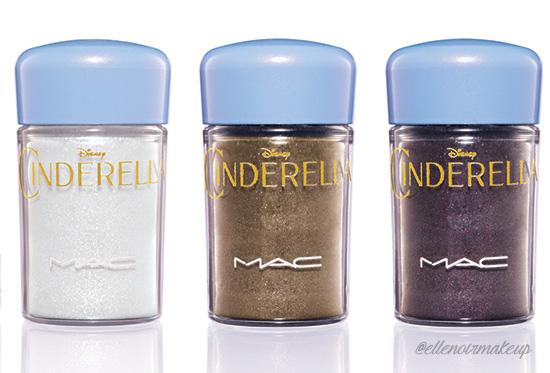 Mac Cosmetics collezione Cinderella 2015