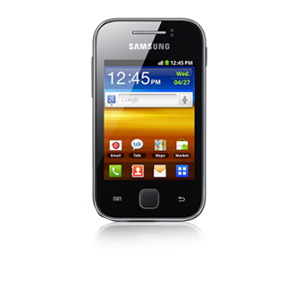 Samsung Galaxy Y (Android Murah Os Gingerbread)