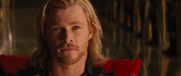 Screen Shot Of Thor (2011) Dual Audio Movie 300MB small Size PC Movie