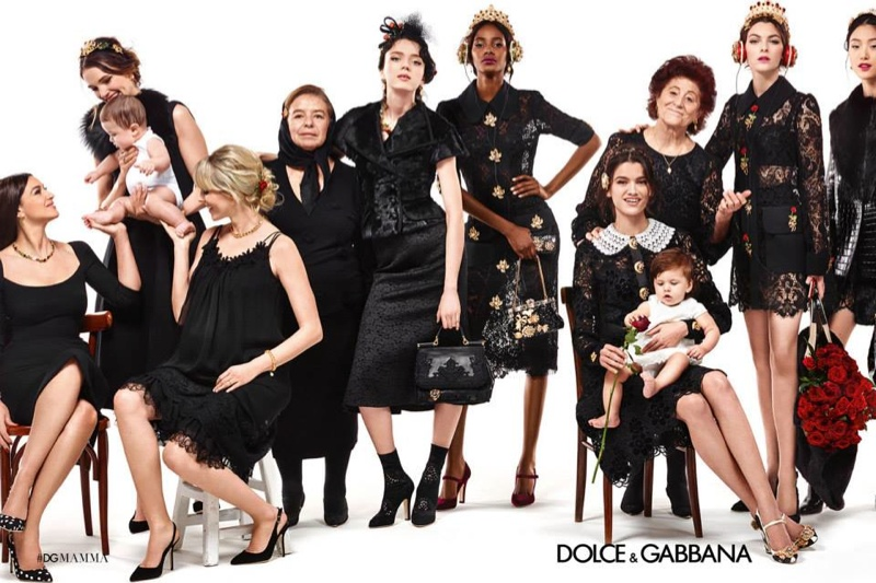 Dolce and Gabbana Fall/Winter 2015 Campaign